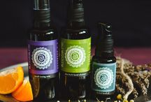 Facial Oils / All natural, non-toxic , wildcrafted skin care products
