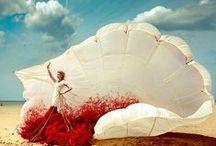 Parachute and models