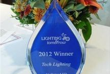 Awards and Award Winning Products / by Tech Lighting