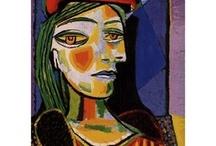 Art - Pablo Picasso!