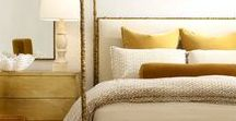 Inspo Bedrooms / Inspiring contemporary and elegant bedroom interior design.