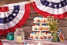 Fourth of July / Great tips, items, clothing, etc. for celebrating the 4th of July.