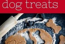 Woof! Dog Treat Recipes