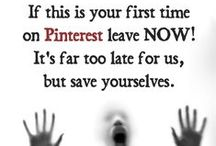 Interest in Pinterest?  / Interest in Pinterest or Pinners Anonymous? Find Pinterest humor, tips, stats, jokes about pinning and humorous quotes about Pins and Pinterest.