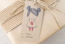 Pretty packages/wrapping / by Erika Delph