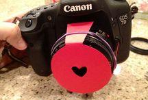 Behind my Camera!