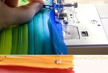 Costura entretenida e Ideas / Un mundo de ideas para hacer / by Claudia Soto Silva
