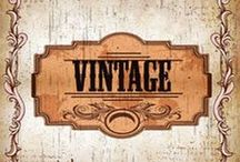 I Love Vintage / Step with me back into the past............
