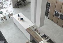 Interior Design / Clean, simple and minimalistic.