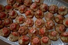 LES PLAISIRS DE KRYSTINE / Pâtisseries buffet froid repas complet et individuel