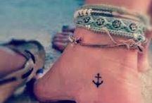 Tatoeages en piercings ♡