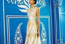Mughal princess / Indian fashion