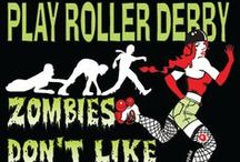 Roller Derby!  / Roller Derby. Because, who doesn't love Roller Derby? Find jokes, funny photos, roller derby humor and actual facts and trivia about America's favorite sport, Roller Derby.