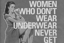 "Underwear, Not ""Underware"" / Underwear Humor. Find funny underwear, humorous lingerie, panty jokes, funny bras, jock strap humor, vintage underpants laughs, unfortunate thong fails and other stuff down under where..."