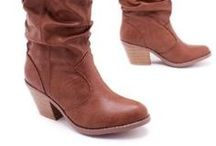 Boots / Boots. Find kinky boots, sexy booties, cowboy boots for gals, cowgirl boots, and boots made for walkin' all over.