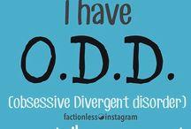 Divergent / INSURGENT 3-20-15 / by Addison McMahan