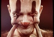 Creepy Clowns / Creepy Clowns. Find creepy clown photos, vintage creeps who think they're funny, circus clowns, clown humor--even though that's not funny. Plus: Pins about Creepy Clowns hand-picked by Pinner Mimi Meme Me, more about clowns, evil clowns and erwin olaf.