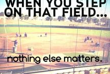 Softball⚾️ / Softball isn't just a game...it's a way of life. Member of the Dream Team.#6. Catcher. / by Addison McMahan