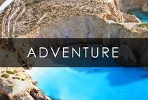 Travel / Life is an adventure.