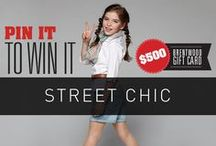 Get the Look - Street Chic