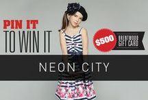 Get the Look - Neon City