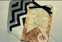 Convites e brindes em papel