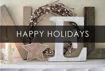 Holidays / These are some of our favourite things!