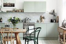 Koti / Home decor inspiration