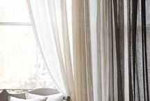 Inspo Curtains / So tricky to photograph aren't they!