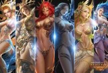 League of Angels / League of Angels
