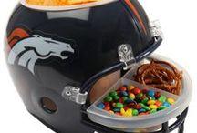 Denver Broncos Stuff / Denver Broncos Fan Page. Find fun player pics, glorious Broncos logo art, cool Denver Bronco stuff, awesome Broncos shirts, insanely funny Denver fans and lots of orange and blue. Omaha! / by Mimi Meme Me