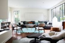 Delicious Interiors / Design images I seem to care for...