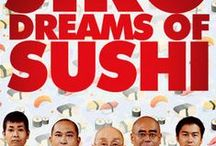 Jiro Dreams of Sushi (2011) / This delectable documentary profiles sushi chef Jiro Ono, an 85-year-old master whose 10-seat, $300-a-plate restaurant is legendary among Tokyo foodies. Ono is also a father, whose sons struggle to live up to his legacy and make their own marks.