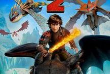 How to Train Your Dragon 2 (2014) / When Hiccup and Toothless discover an ice cave that is home to hundreds of new wild dragons and the mysterious Dragon Rider, the two friends find themselves at the center of a battle to protect the peace.