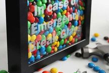 Cool stuff / This pin board is just things I have seen  that I think is a great DIY or decorating idea ( and some other stuff).