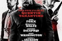 Django Unchained (2012) / Accompanied by a German bounty hunter, a freed slave named Django travels across America to free his wife from a sadistic plantation owner. Quentin Tarantino directs this modern-day spaghetti Western.
