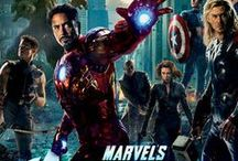 The Avengers (2012) / An all-star lineup of superheroes -- including Iron Man, the Incredible Hulk and Captain America -- team up to save the world from certain doom. Working under the authority of S.H.I.E.L.D., can our heroes keep the planet at peace?