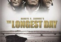 The Longest Day (1962) / This Oscar-winning war epic chronicles World War II's harrowing D-Day invasion. Shot on the beaches of Normandy, France, the ambitious film attempts to cover the historic day from all perspectives, focusing on both sides of the conflict.