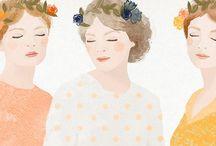 Illustre Illustrationen