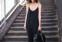 Naked slip dress/top