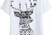 Tshirt´s / Criações de camisetas personalizadas do mundo inteiro.