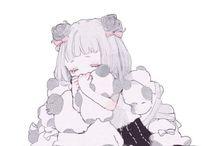 illustration ✡ ˻ FLAT/POP ˺