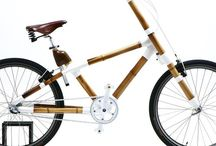 Bamboobike Collection 2016/2017 / Handcrafted custom bamboo bike - Ghost by Bamboobikd Los Angeles