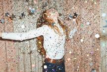 Glitter; / by Amanda Solomon