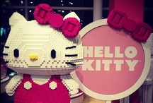Hello Kitty / I'm a huge fan of Hello Kitty, but only because I'm fascinated with her global branding.  There are so many weird and quirky things made with her likeness.