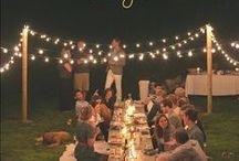 Party Ideas / by Fabiola Lara