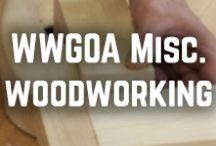 WWGOA Miscellaneous Woodworking / From guitar to chairs to bed post, this board contains miscellaneous woodworking ideas.  / by WoodWorkers Guild of America