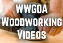 WWGOA Woodworking Videos / How to woodworking videos from the pros at WoodWorkers Guild of America. / by WoodWorkers Guild of America