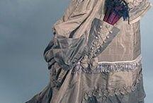 Late 1800s dress