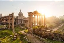 Italy! / Full of historic sites, romantic scenes and great foods, Italy is the perfect place to visit.